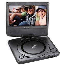 DVD Portatil Sunstech DLPM728BK Reproductor D