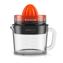 Exprimidor TAURUS Citrus Glass 924254000