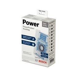 4 bolsas + micofiltro Bosch BBZ41FGALL