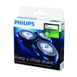Pack 3 cabezales Philips HQ5650, para afeitador