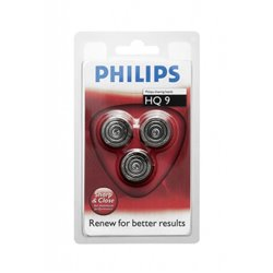 Pack 3 cabezales Philips HQ950, Series 900s