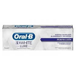 Crema Dental Braun 3DW Luxe Perfeccion