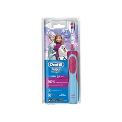 Cepillo Dental Braun D12VITALITYSF, Stages FROZEN