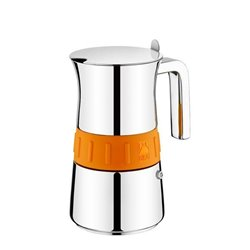 Cafetera Bra Elegance Orange 4T A170563