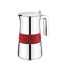 Cafetera Bra Elegance Red 6T A170567