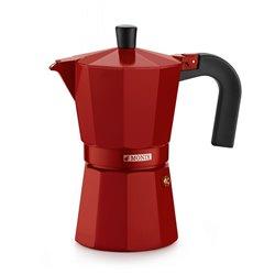 Cafetera Monix Fresa 3T M281703