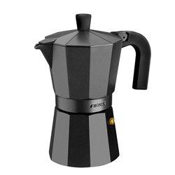 Cafetera Monix Vitro-Noir 1T