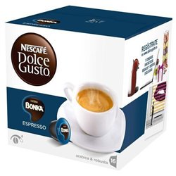 Pack Cafe Bonka Nestle Espresso Docle Gusto