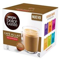 Pack Cafe con leche descafeinado Nestle Dolce Gust