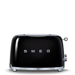 Tostador SMEG TSF01BLEU Negro 2 tostadas
