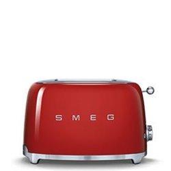 Tostador SMEG TSF01RDEU Rojo 2 tostadas