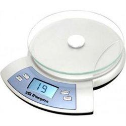 Balanza cocina Orbegozo PC2030, 2kg, digital
