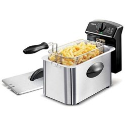 Freidora Princess 182004, Deep Fryer Pro 4L 2000W