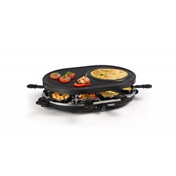 Raclette Princess 162700, Family 8 Funcook Set 120