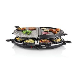Raclette Princess 162710, Family 8 Stone, Raclette