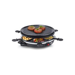 Raclette Princess 162725, Family 6 Funcook Set 800