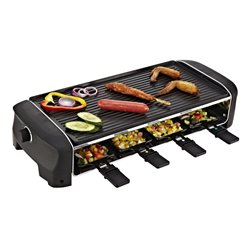 Raclette Princess 162840, Family 8 Raclette & Gril