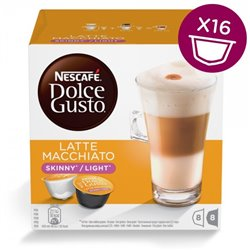 Pack Cafe Latte Macchiato Light Nestle Dolce Gust