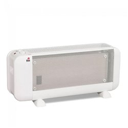 Radiador de Mica FM BM15, 1500w, Diseño Compacto