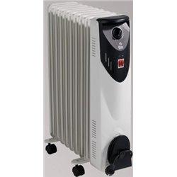 Radiador Aceite FM BR20, 2000w, 9 Elementos, Al