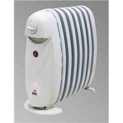 Radiador de Aceite FM R7MINI, MINI, 800w, Semicare