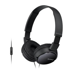 Auricular Sony MDRZX110APBCE7 cascos, negro
