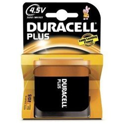 Pila Duracell Alcalina Plus Power 4.5 V K1