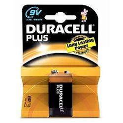 Pila Duracell Alcalina Plus Power 9V 6LR61 K1
