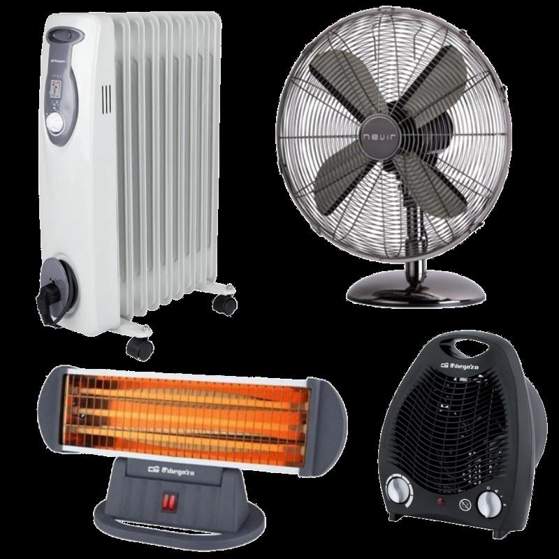 Categoría Climatización y Calefacción